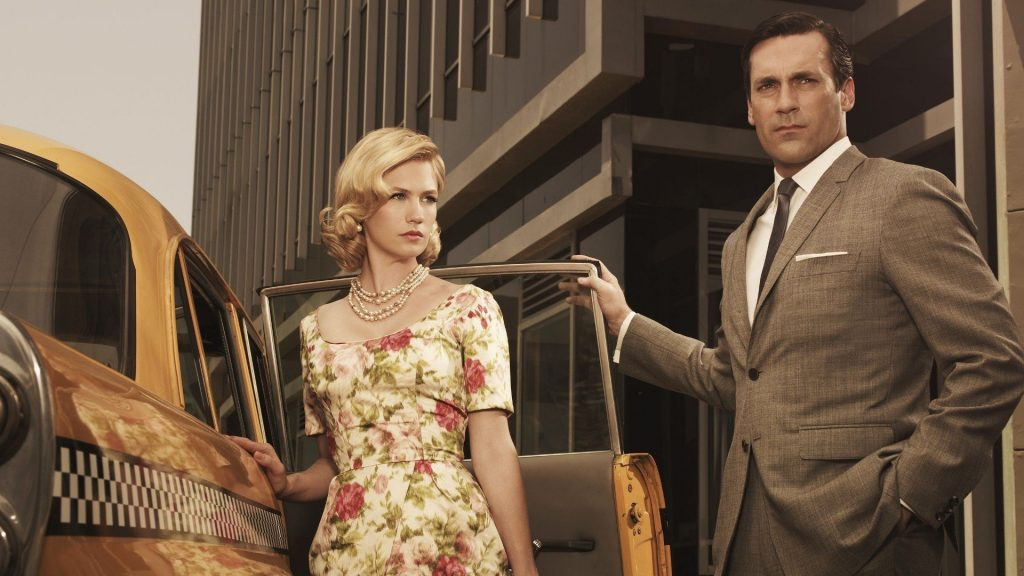 Mad Men HD Full HD Background