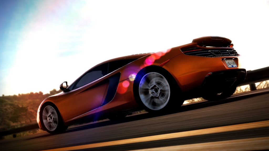Need For Speed: Hot Pursuit Full HD Wallpaper