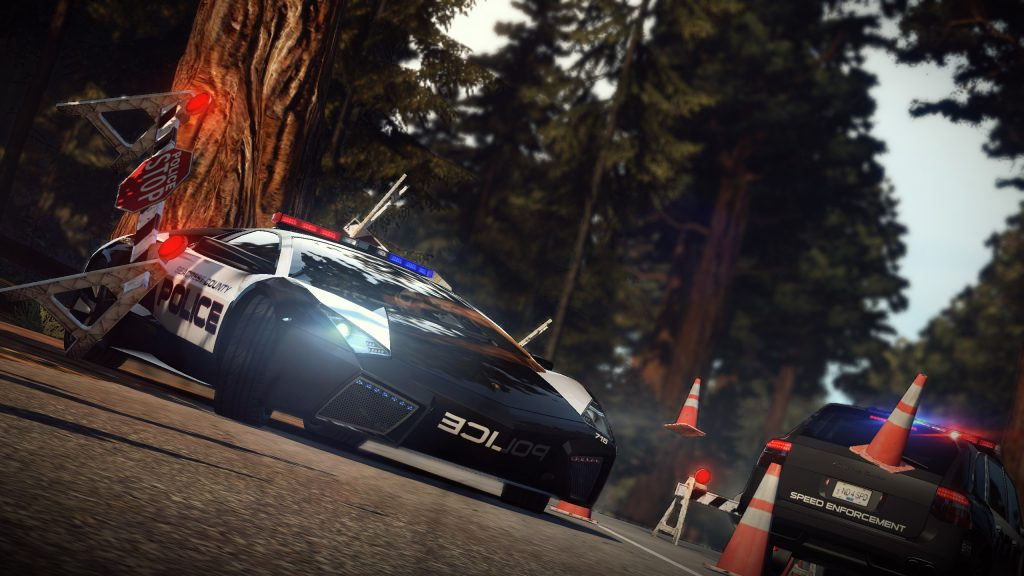 Need For Speed: Hot Pursuit Quad HD Wallpaper