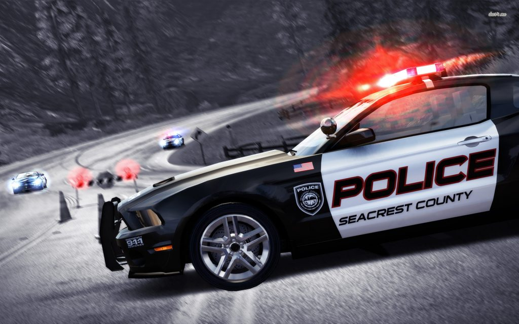 Need For Speed: Hot Pursuit Widescreen Wallpaper