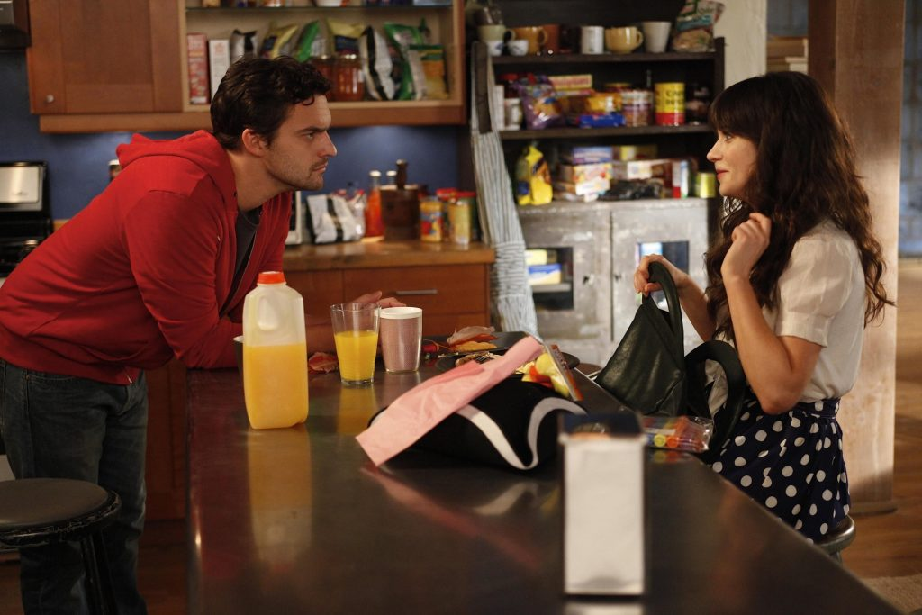 New Girl HD Wallpaper