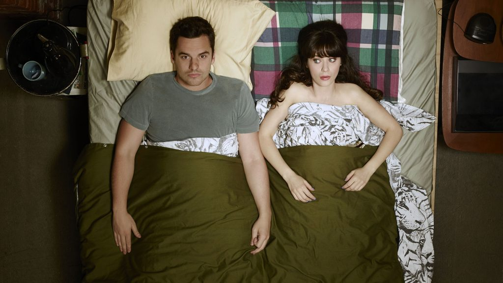 New Girl HD Full HD Wallpaper