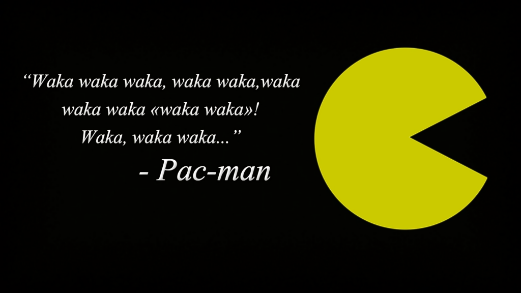 Pac-Man Full HD Background
