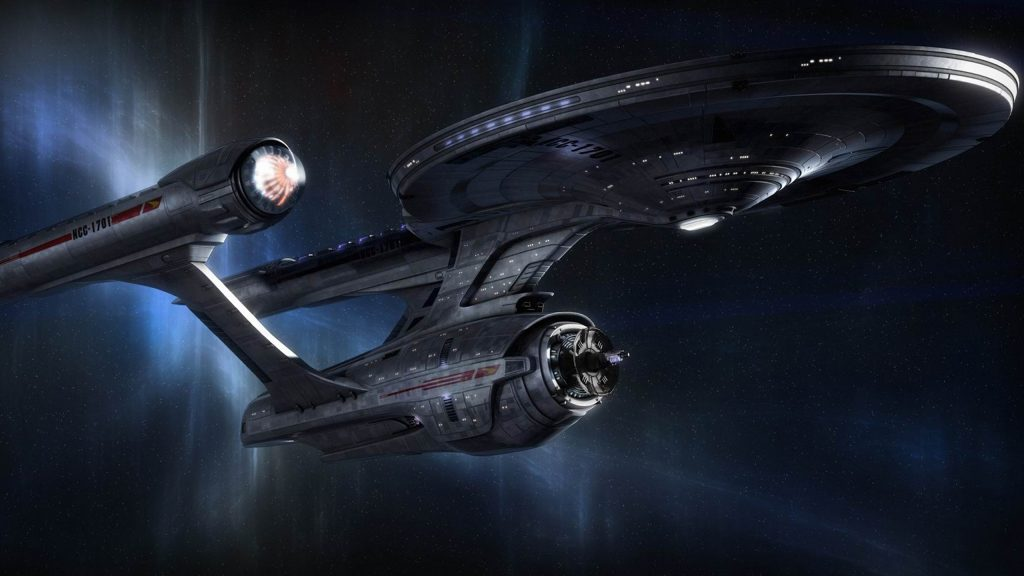 Star Trek Quad HD Background