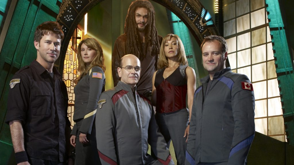 Stargate Atlantis HD Full HD Wallpaper
