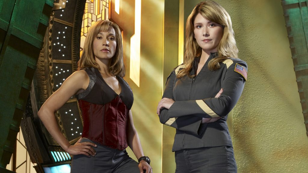 Stargate Atlantis HD Wallpaper