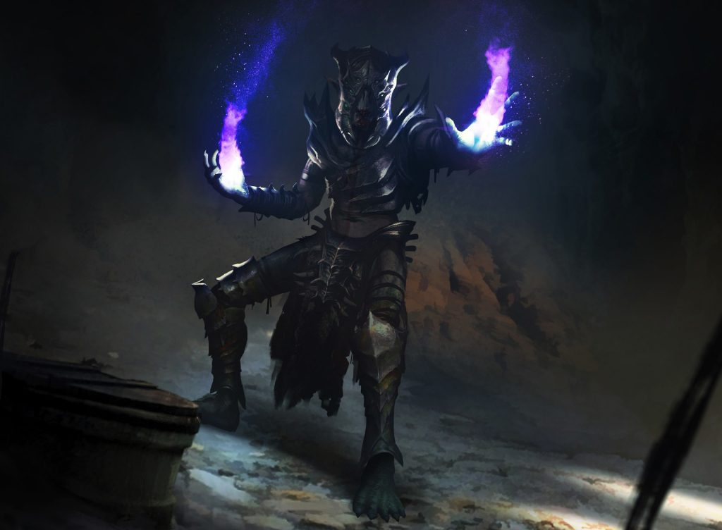 The Elder Scrolls: Legends Background