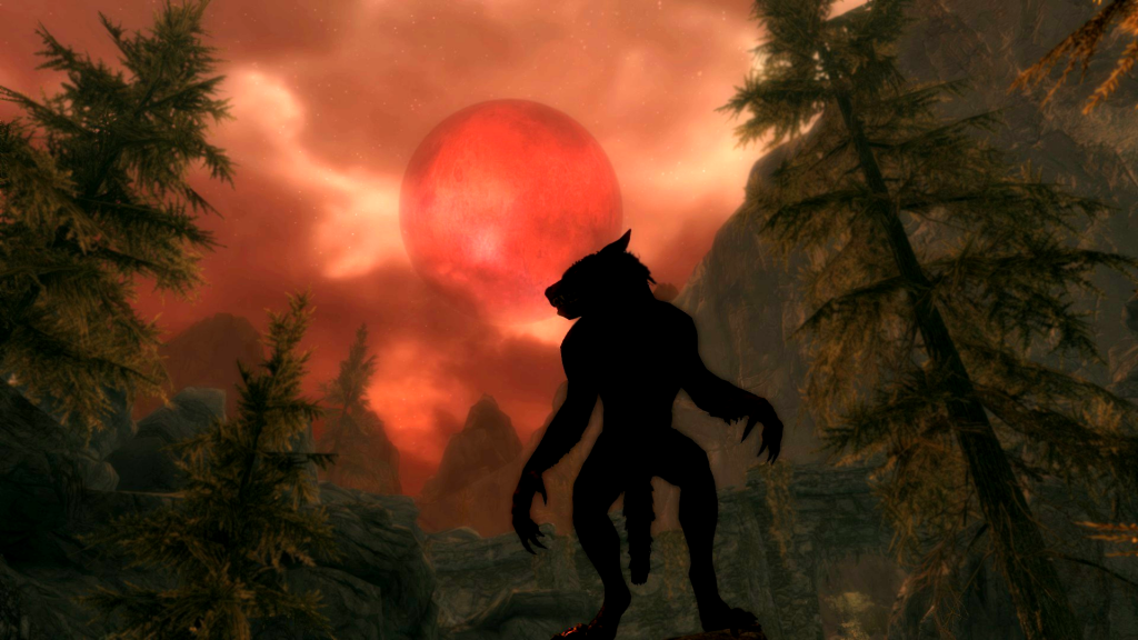 The Elder Scrolls V: Skyrim Full HD Wallpaper