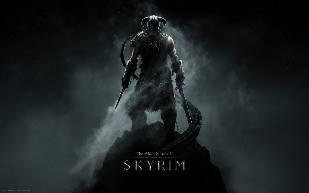 The Elder Scrolls V: Skyrim Widescreen Wallpaper