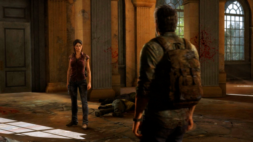 The Last Of Us HD Full HD Background