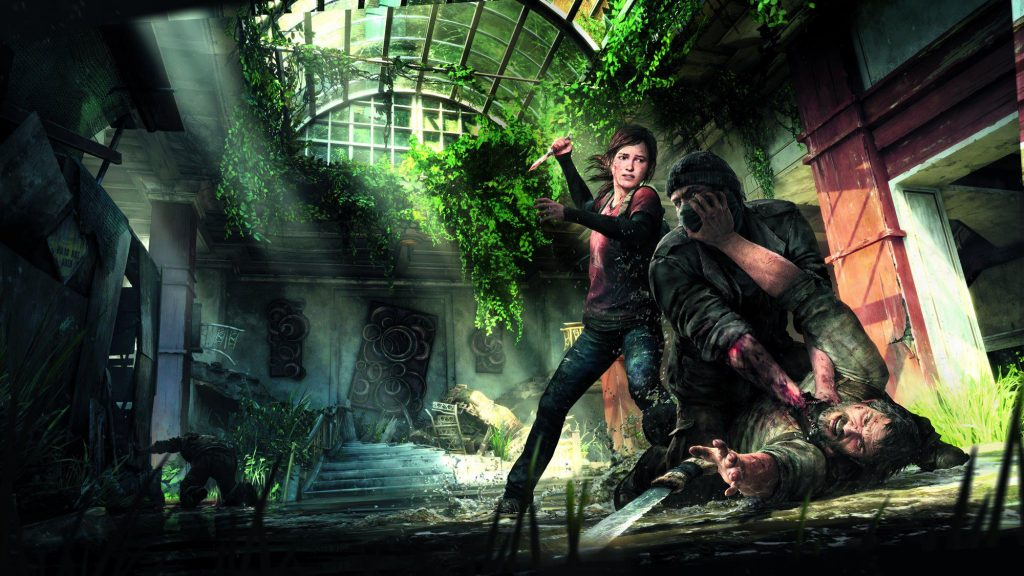 The Last Of Us HD Background