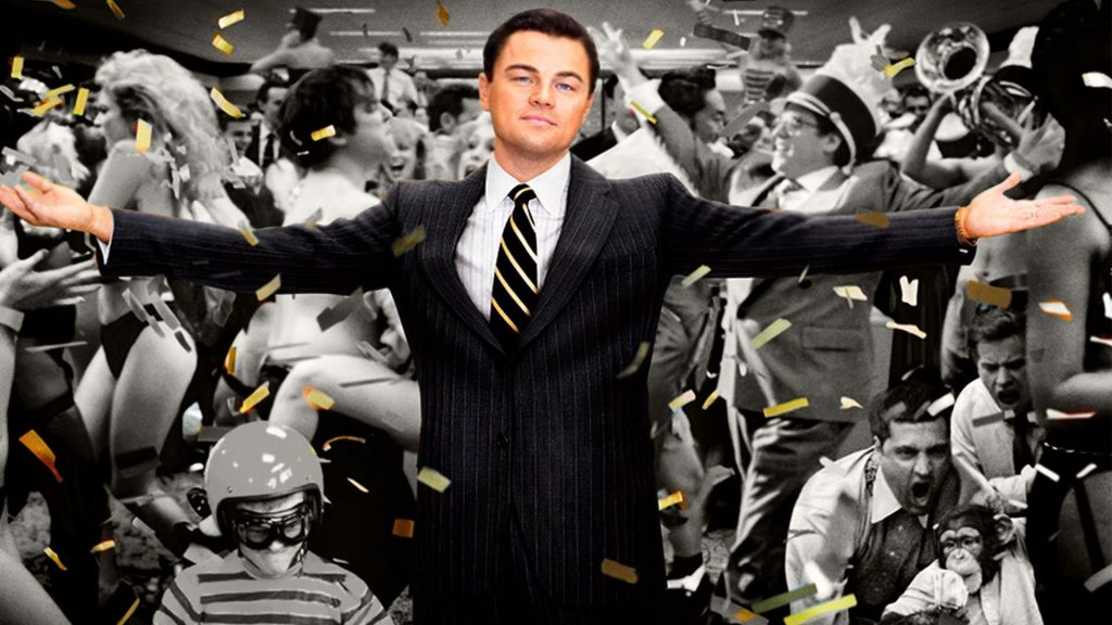 The Wolf Of Wall Street HD Full HD Wallpaper