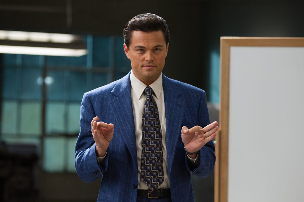 The Wolf Of Wall Street HD Wallpaper
