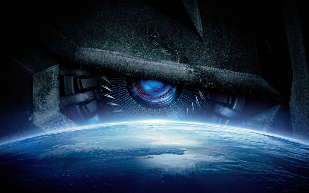 Transformers Widescreen Wallpaper