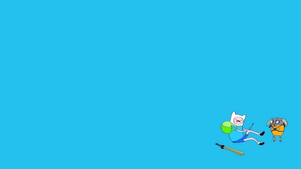 Adventure Time HD Full HD Background