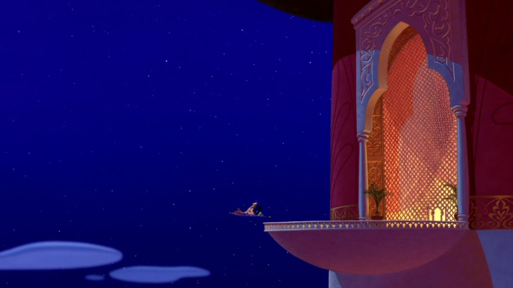 Aladdin Full HD Wallpaper