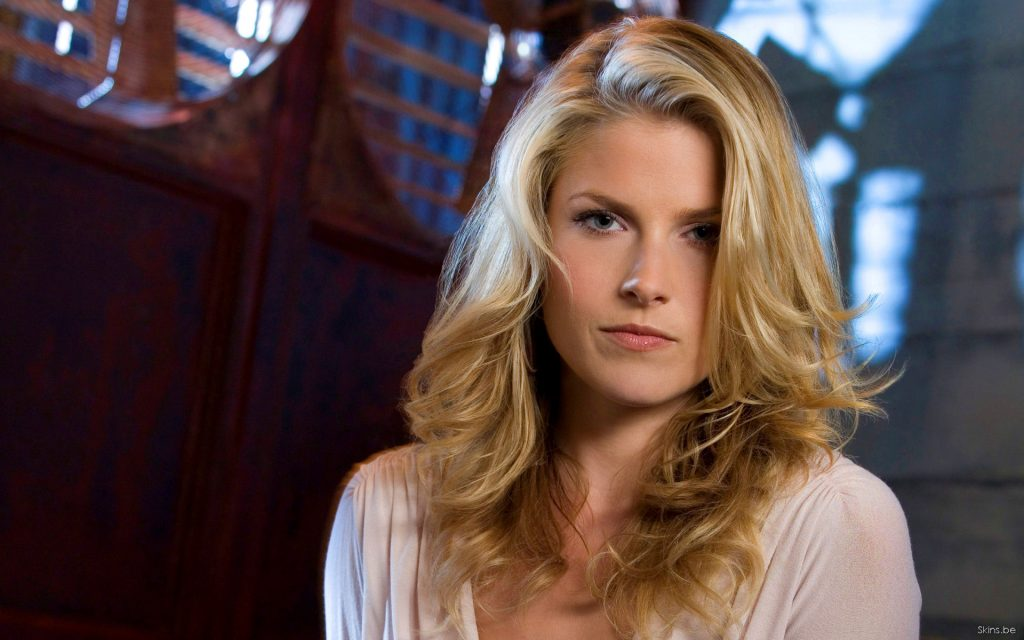Ali Larter Widescreen Background