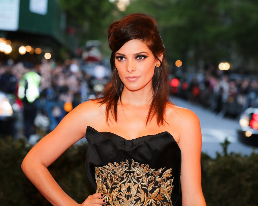 Ashley Greene Background