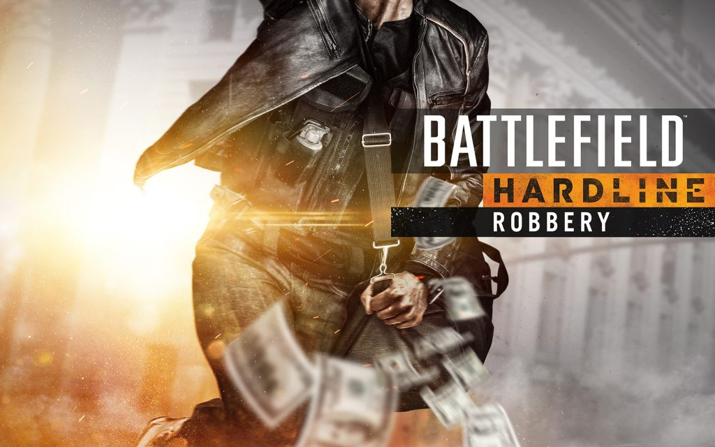 Battlefield Hardline Widescreen Wallpaper