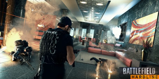 Battlefield Hardline Wallpapers