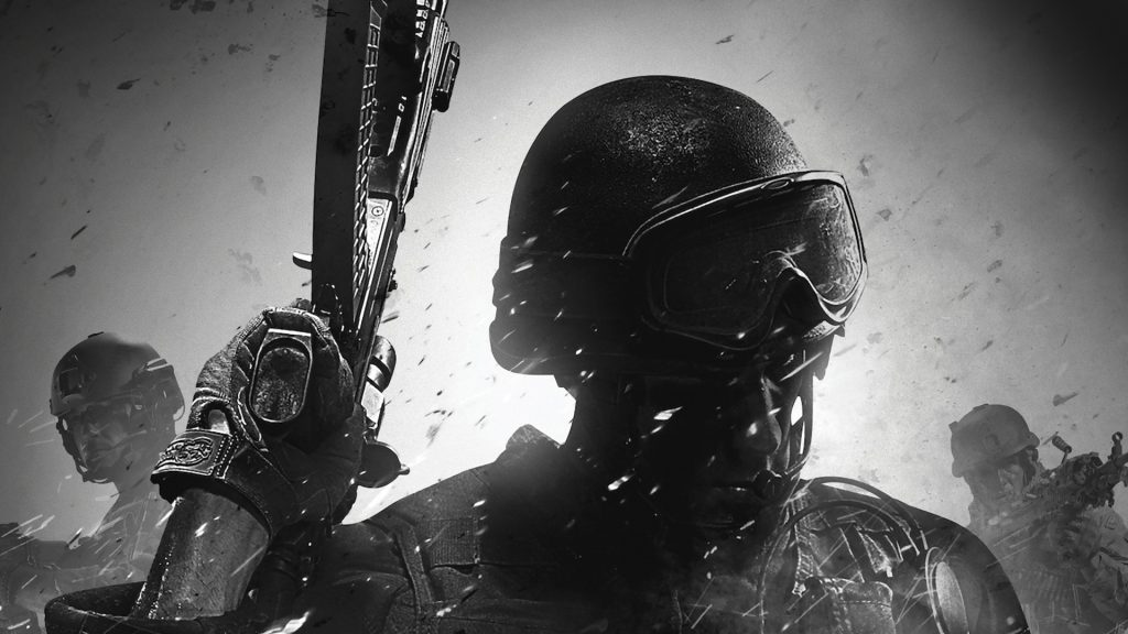 Call Of Duty 4: Modern Warfare Full HD Wallpaper