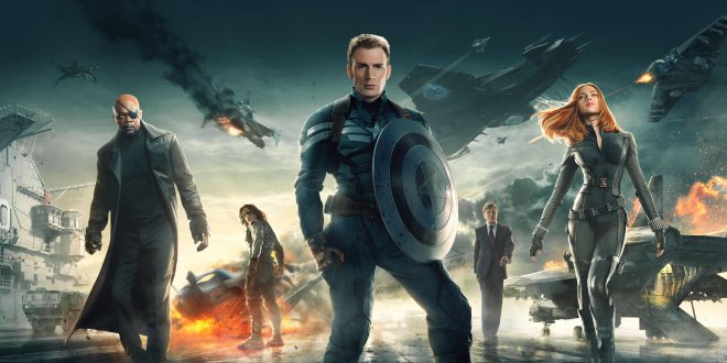 Captain America: The Winter Soldier HD Wallpapers