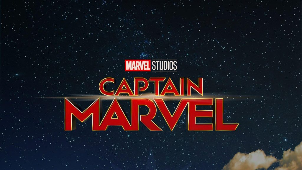 Captain Marvel Dual Monitor Wallpaper