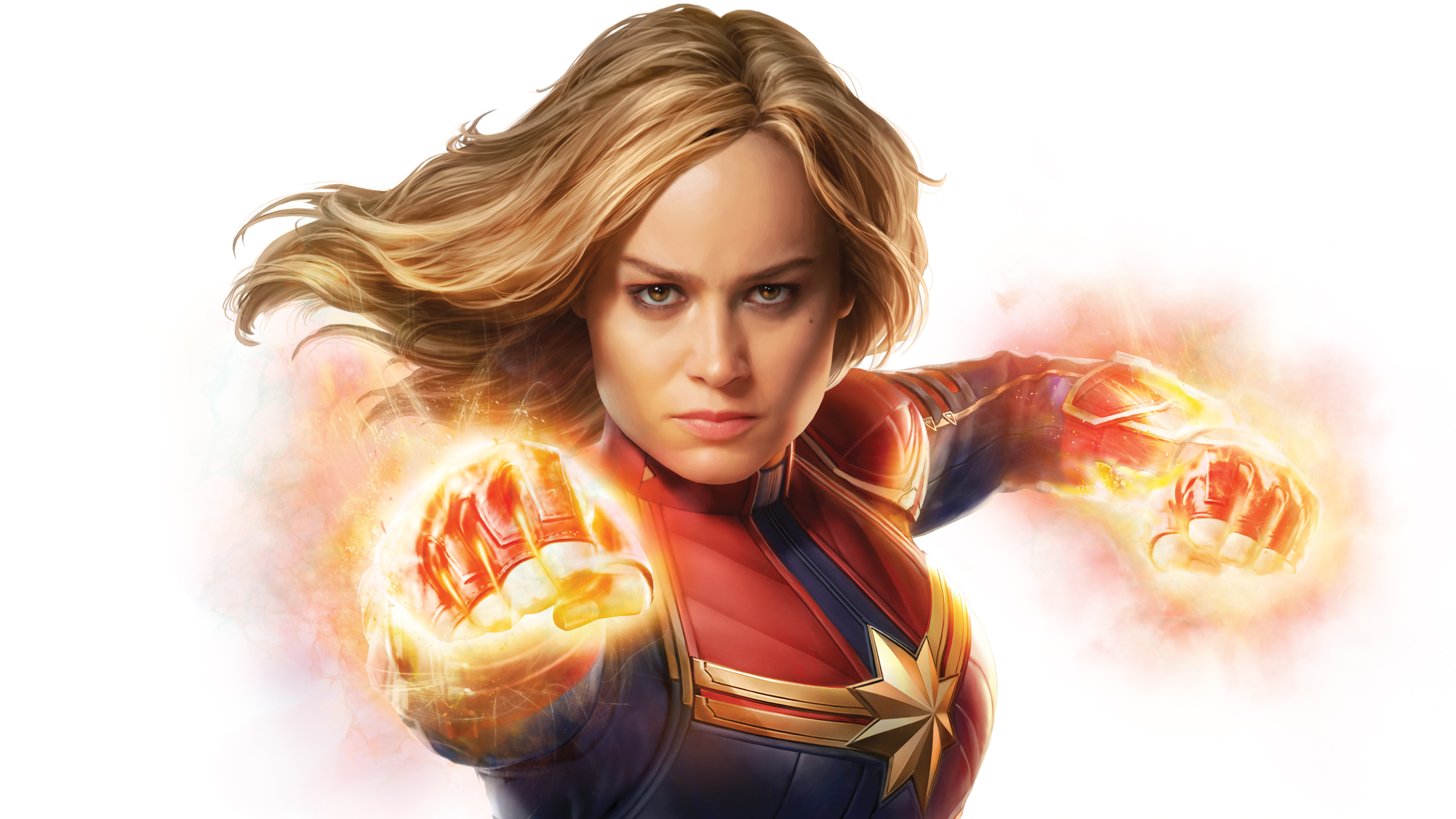 Captain Marvel Wallpapers, Pictures, Images