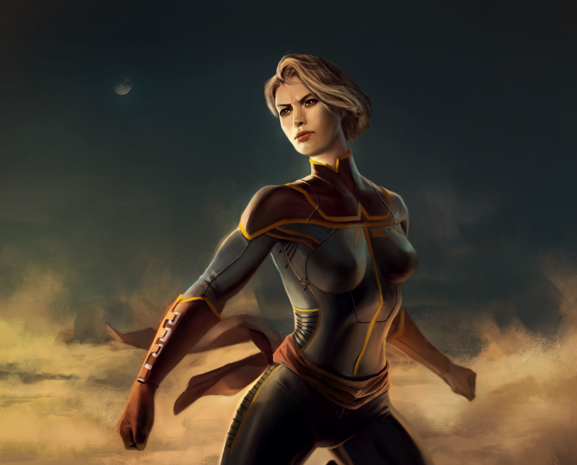 Captain Marvel Wallpapers Pictures Images