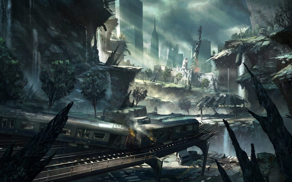 Crysis 2 HD Widescreen Wallpaper
