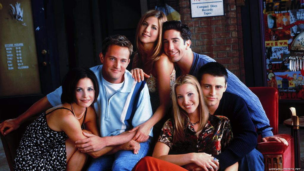 Friends Full HD Wallpaper