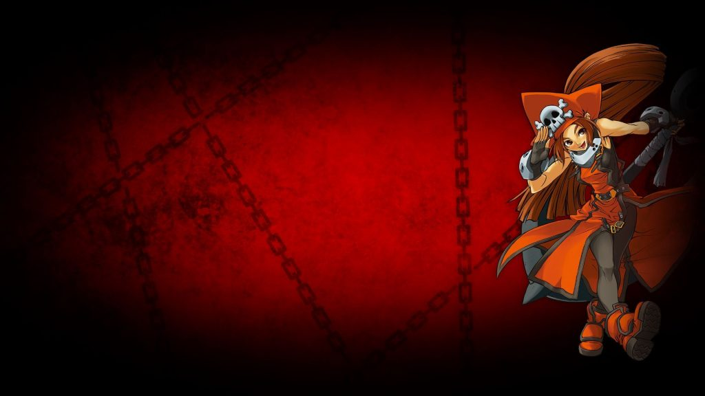 Guilty Gear Full HD Background