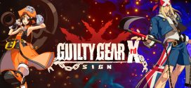 Guilty Gear Backgrounds