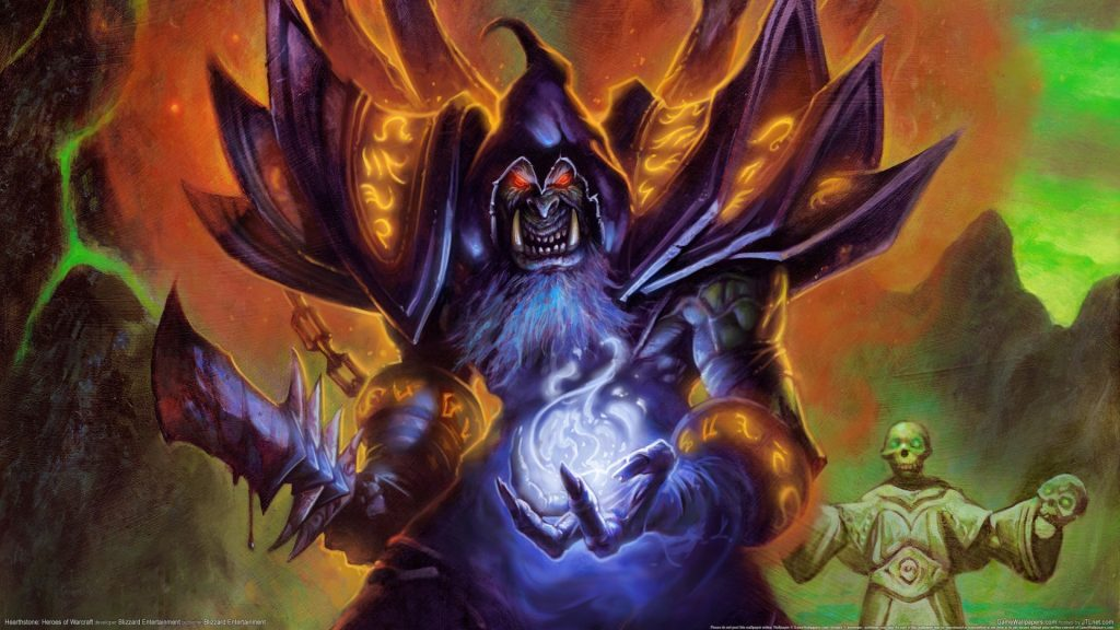 Hearthstone: Heroes Of Warcraft HD Full HD Background