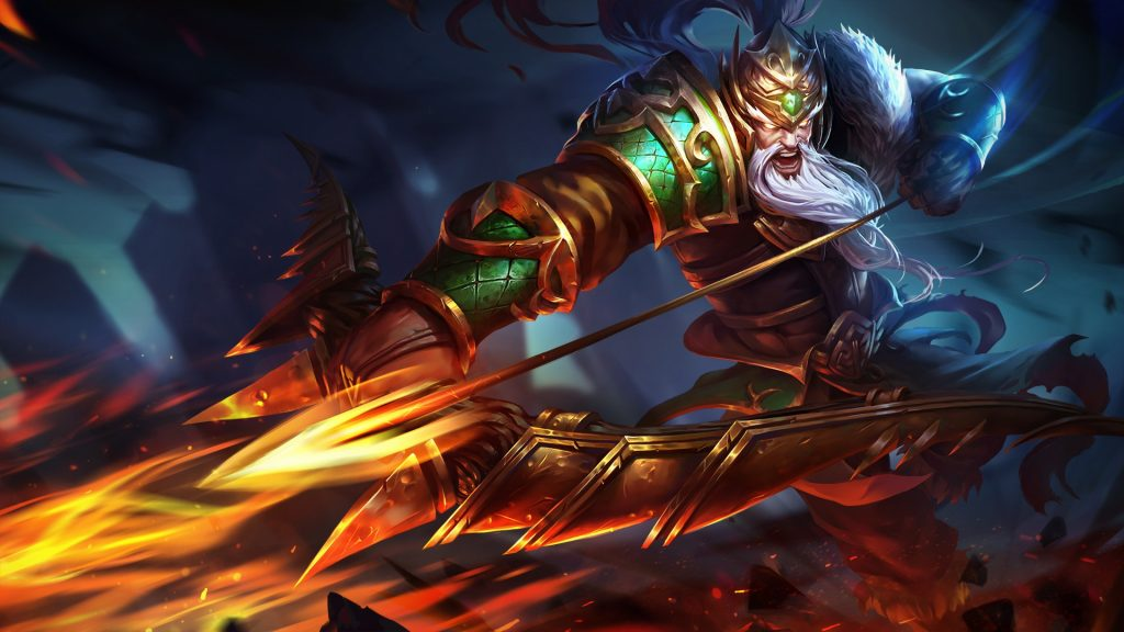 Heroes Of Newerth Full HD Wallpaper