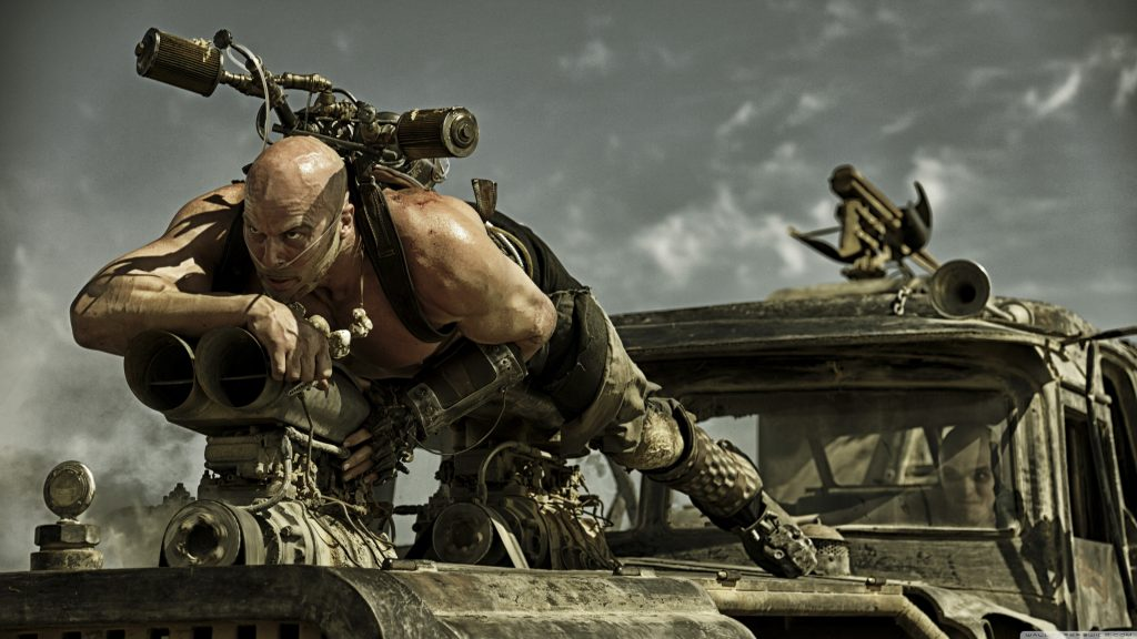 Mad Max: Fury Road HD 4K UHD Wallpaper