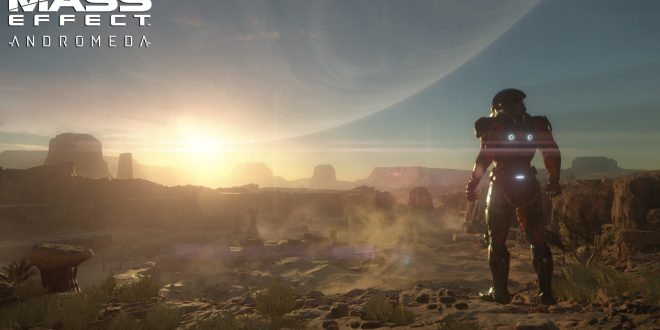 Mass Effect: Andromeda Backgrounds