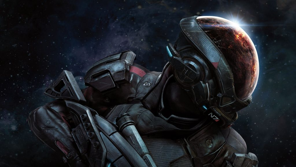 Mass Effect: Andromeda Full HD Background