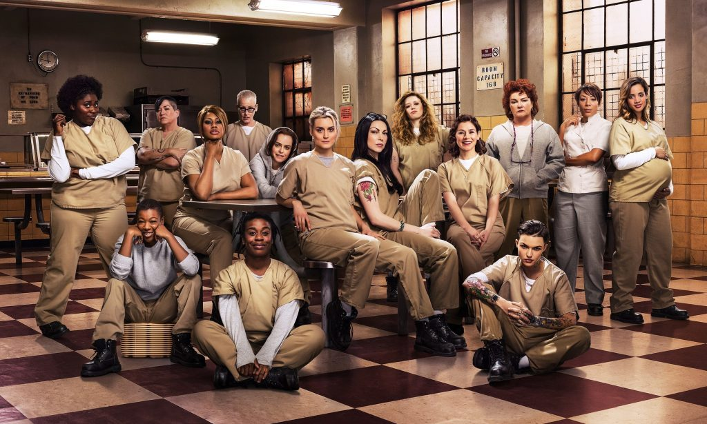 Orange Is The New Black Wallpaper