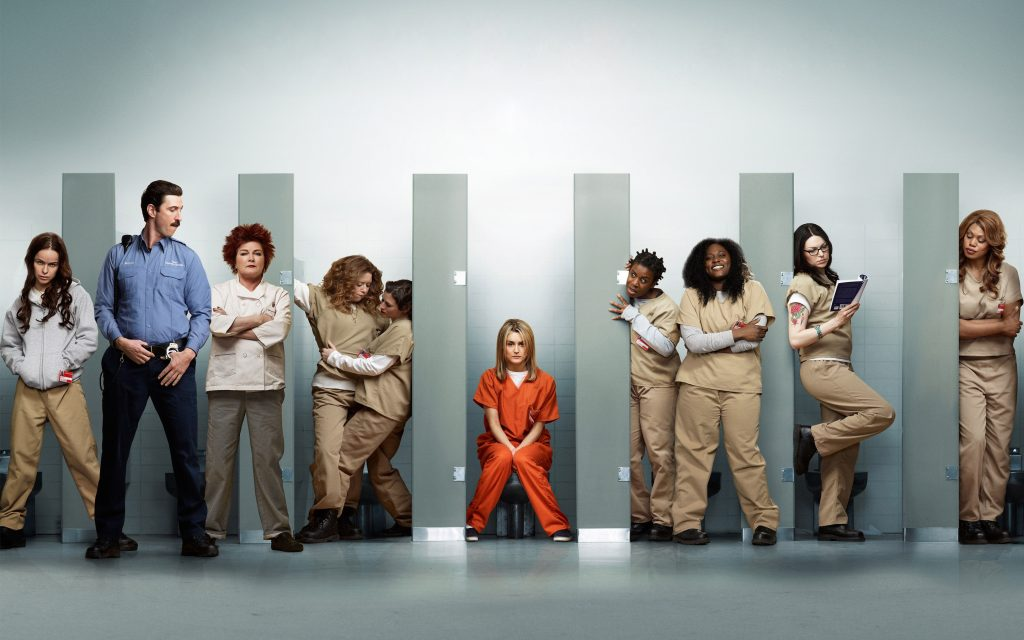 Orange Is The New Black Widescreen Wallpaper