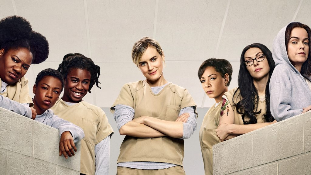 Orange Is The New Black Full HD Wallpaper
