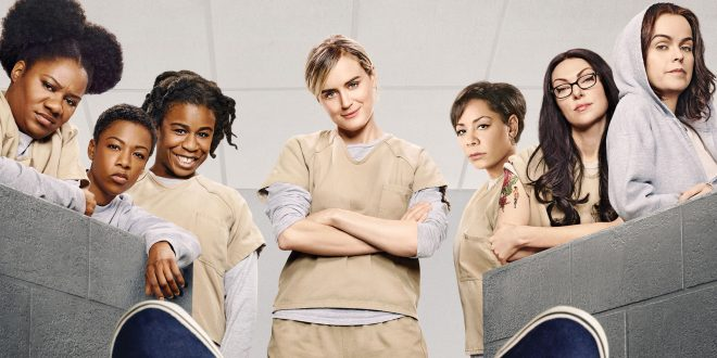 Orange Is The New Black Wallpapers