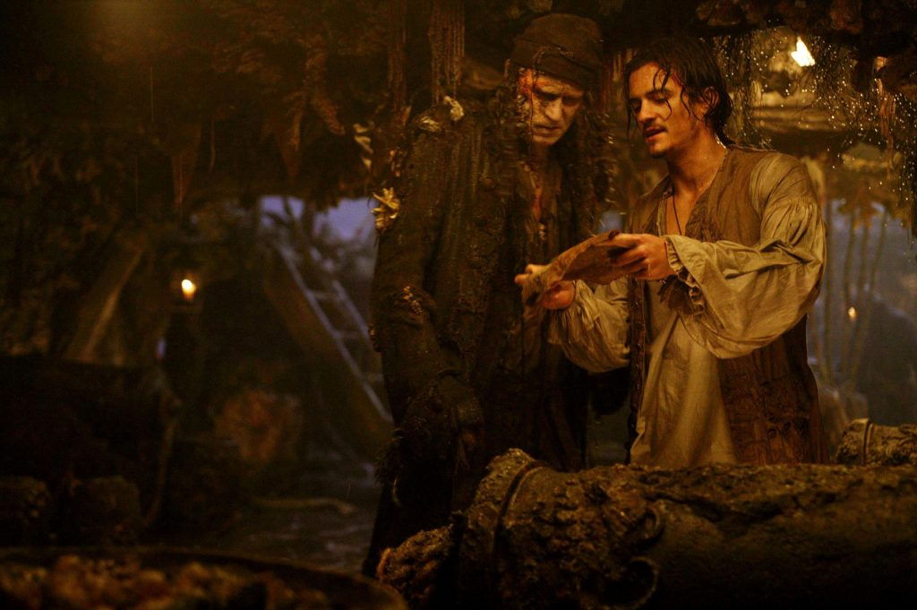 Pirates Of The Caribbean: Dead Man's Chest Wallpaper