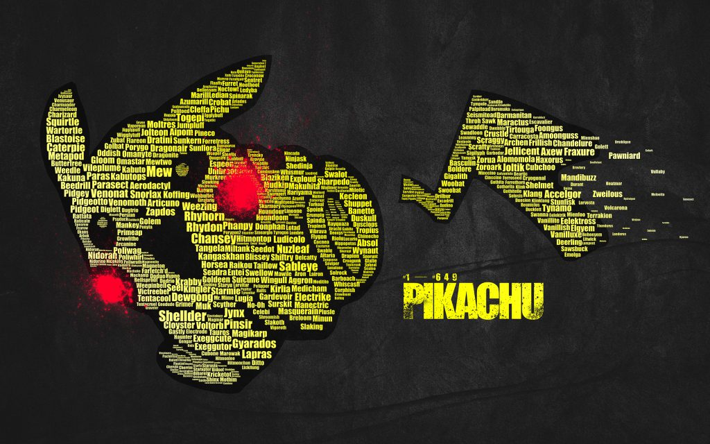 Pokémon Widescreen Wallpaper