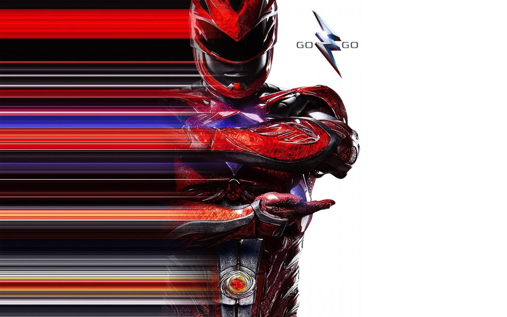 Power Rangers (2017) Widescreen Background