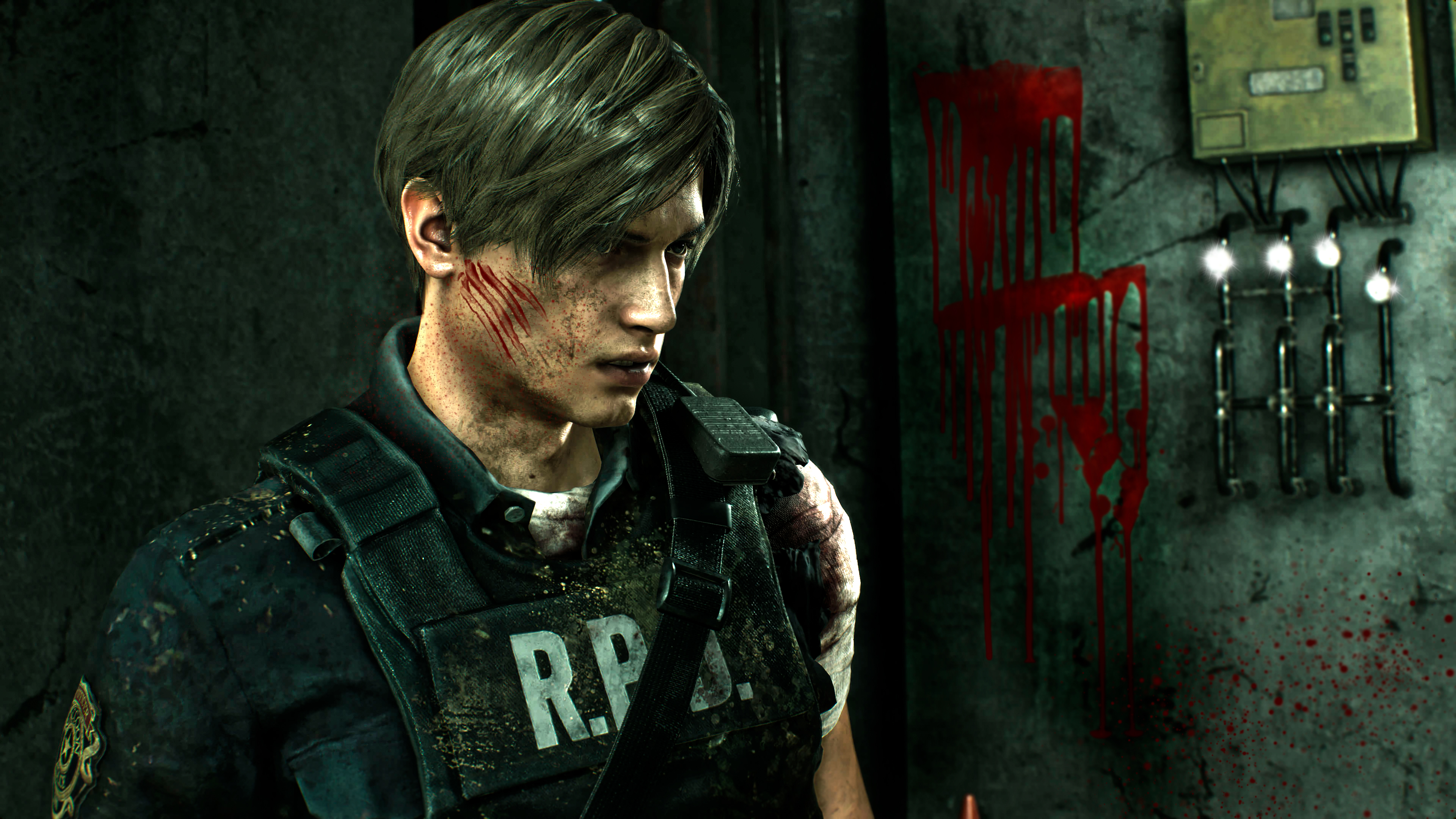 Resident Evil 2 (2019) Wallpapers, Pictures, Images