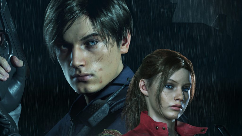Resident Evil 2 (2019) Full HD Wallpaper