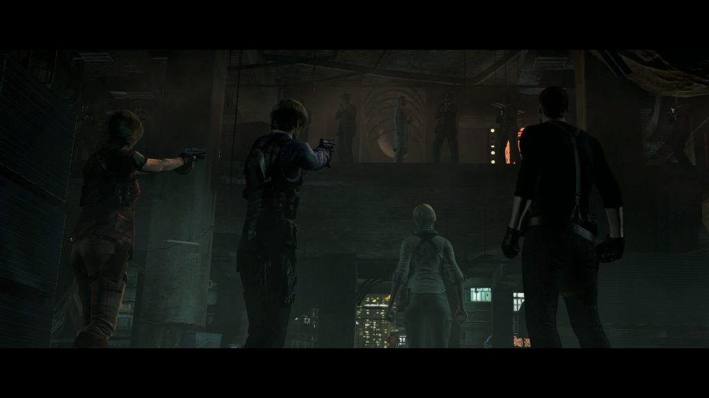 Resident Evil 6 Full HD Background