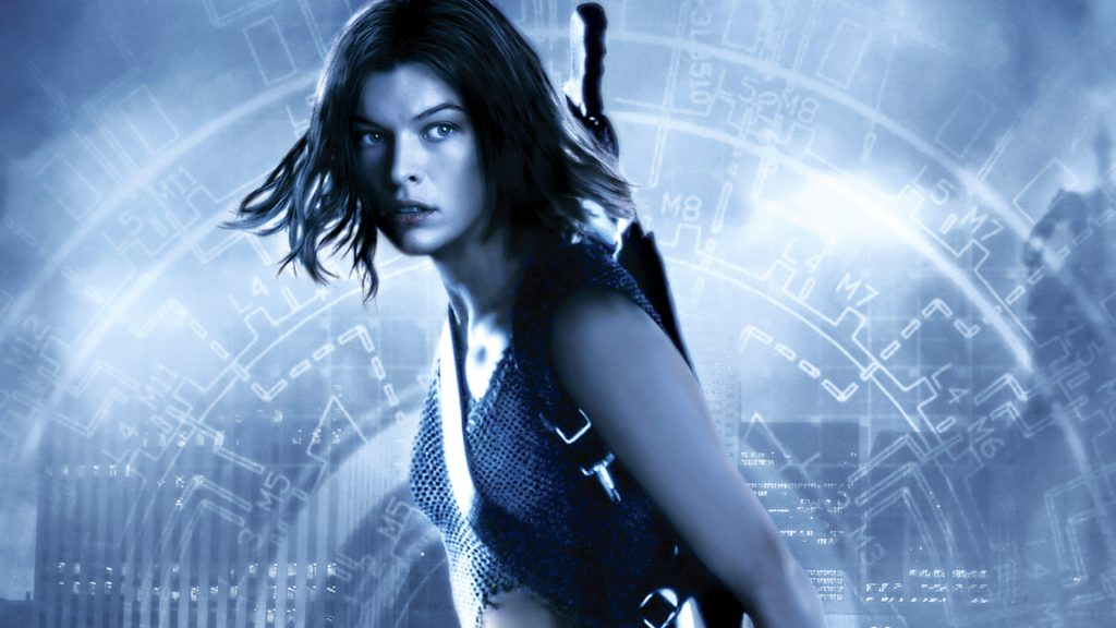 Resident Evil: Apocalypse Full HD Wallpaper
