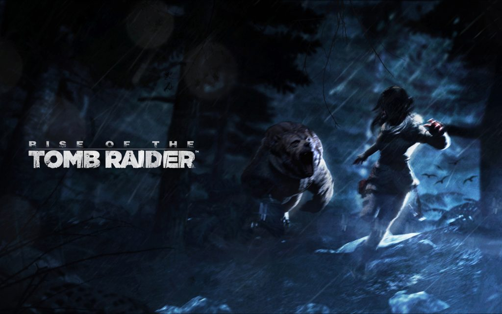 Rise Of The Tomb Raider HD Widescreen Wallpaper